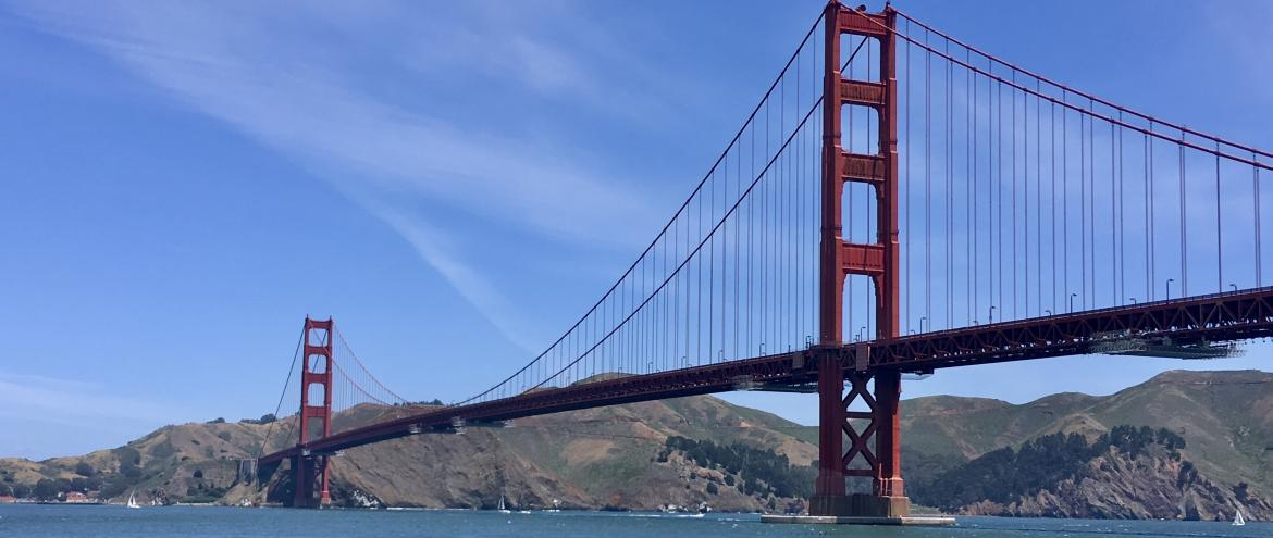 Photo : Golden Gate Bridge, le célèbre pons de San Francisco