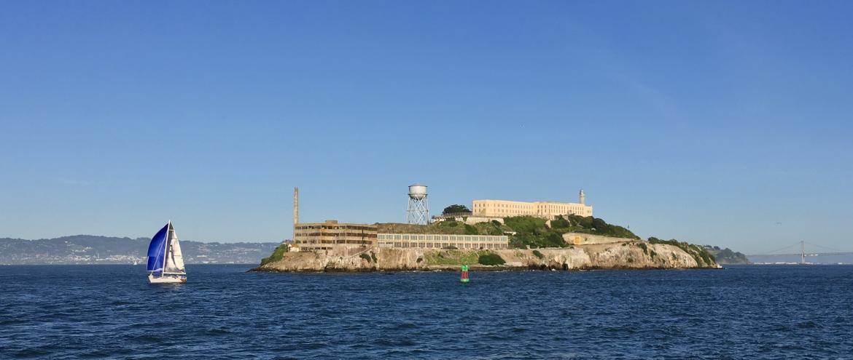 Île d'Alcatraz à San Francisco